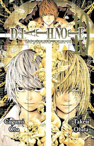 Death Note: Zápisník smrti 10