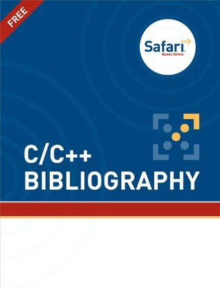 C/C++ Bibliography  by  Safari Content Team
