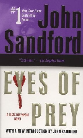 Book Review: John Sandford's Eyes of Prey