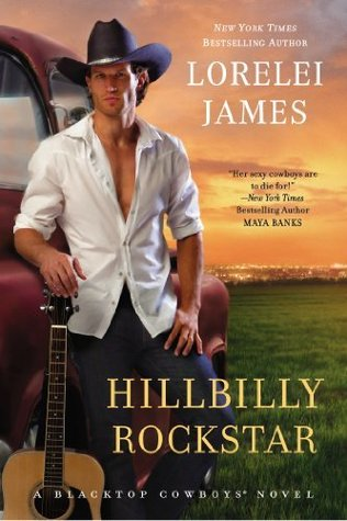 Book Review: Lorelei James' Hillbilly Rockstar