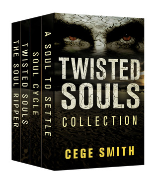 The Twisted Souls Series (Box Set: The Soul Ripper, Twisted Souls, Soul Cycle, A Soul to Settle)