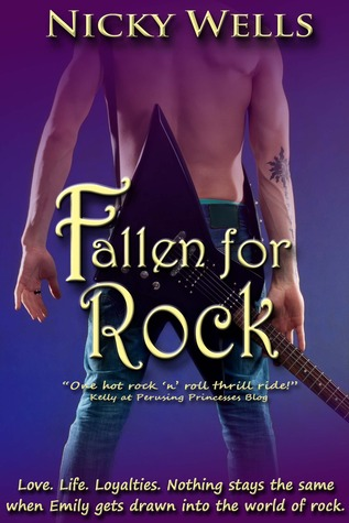 Fallen for Rock by Nicky Wells