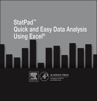 StatPad: Quick and Easy Data Analysis Using Excel  by  Andrew Siegel