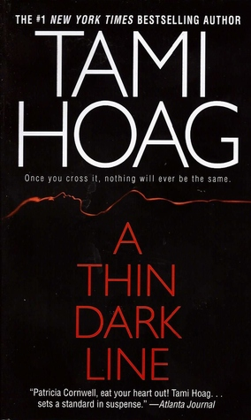 A Thin Dark Line (Doucet #4)