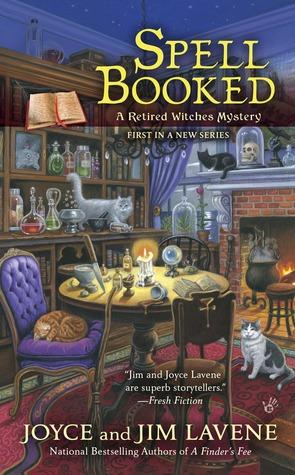 Spell Booked (2014) by Joyce Lavene