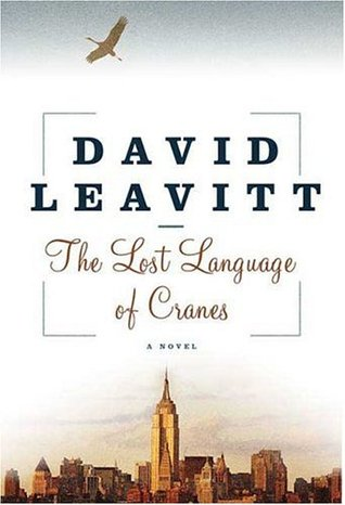 The Lost Language of Cranes (Paperback)