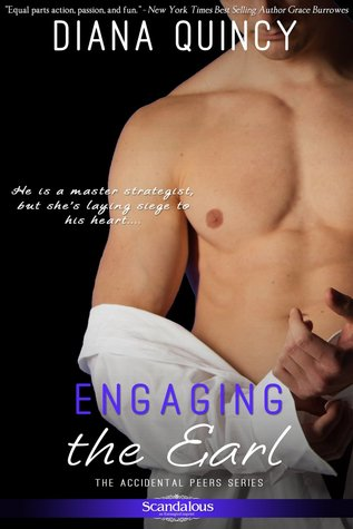 Engaging the Earl (Accidental Peers, #4)