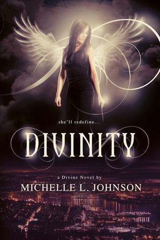Review: Divinity by Michelle L. Johnson BLOG TOUR