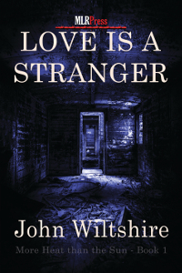 Love is a Stranger Book Cover