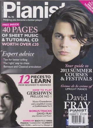 Pianist Magazine February/March 2013 Various