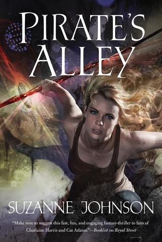 Book Review: Suzanne Johnson's Pirate's Alley