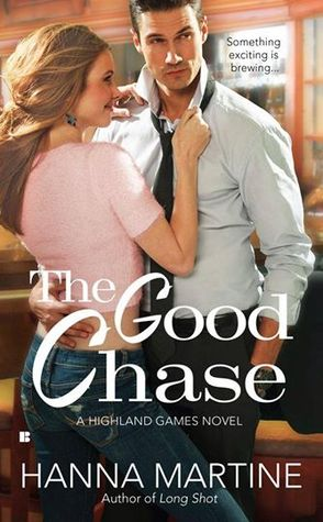 Review: The Good Chase by Hanna Martine