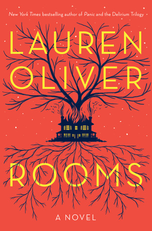 Blog Tour: Rooms by Lauren Oliver | Review