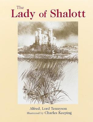 The Lady of Shalott (Paperback)
