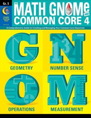 5th Grd Math Gnome & Common Core Four Diane   Taylor