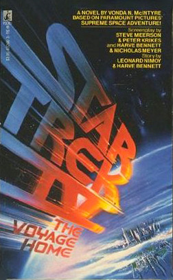 Star Trek IV: The Voyage Home: A Novel  by  Vonda N. McIntyre