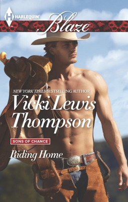 Book Review: Vicki Lewis Thompson's Riding Home