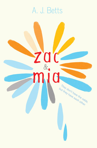 Book Review: A.J. Betts' Zac & Mia