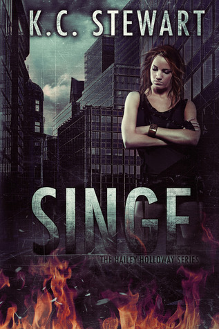 Singe (Hailey Holloway, #2)