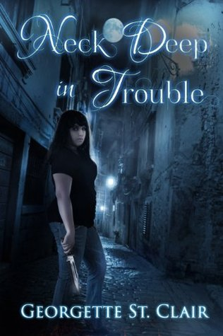 Neck Deep In Trouble: A BBW Vampire Romance
