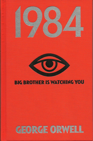 a book review of george orwells 1984 Review of 1984 by isaac asimov blair under the pseudonym of george orwell the book attempted to show what life would be like in a world of total.