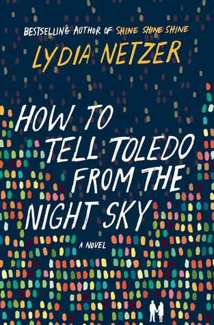 how to tell toledo from the night sky book lydia netzer review
