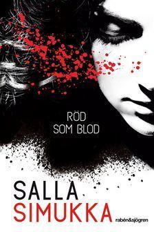 Röd som blod (Lumikki Andersson, #1)