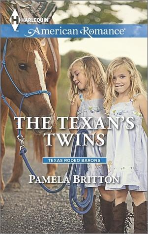 The Texan's Twins (Texas Rodeo Barons, #3)