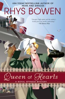 Book Review: Queen of Hearts by Rhys Bowen