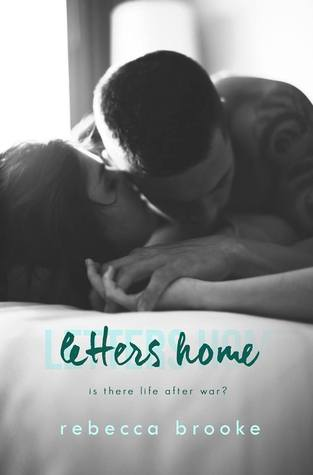 Letters Home by Rebecca  Brooke