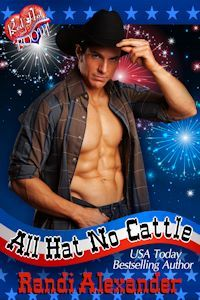 All Hat No Cattle: A Red Hot and BOOM! Story  by  Randi Alexander
