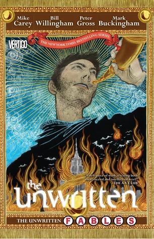 The Unwritten, Vol. 9: The Unwritten Fables