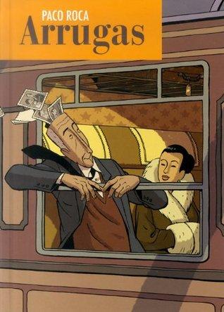 La cover dell'edizione originale spagnola di Rughe