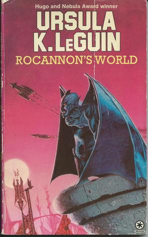 Cover - Rocannon's World