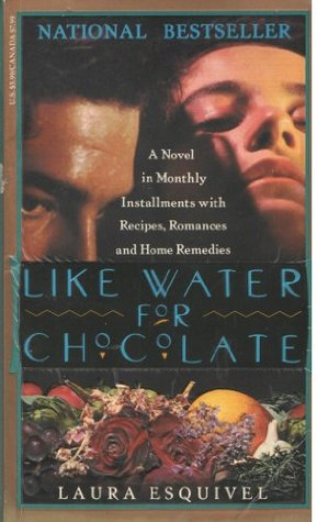 a review of like water for chocolate by laura esquivel All about reviews: like water for chocolate by laura esquivel librarything is a cataloging and social networking site for booklovers.