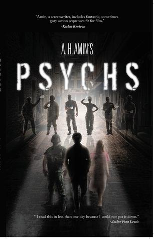 Psychs by A.H. Amin