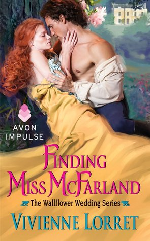 Finding Miss McFarland (Wallflower Weddings, #3)