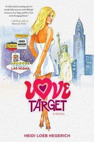 Goddess Fish Promo + Guest Post: Love Target by Heidi Loeb Hegerich