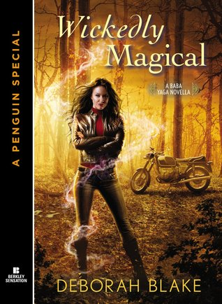 Review: Wickedly Magical by Deborah Blake