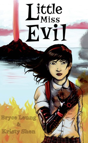 LITTLE MISS EVIL by Bryce Leung & Kristy Shen