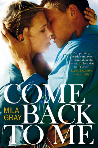 Book Review: Come Back to Me by Mila Gray