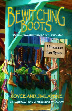 Bewitching Boots by Joyce Lavene