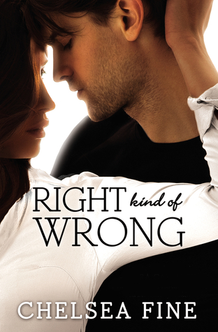 Blog Tour: Right Kind of Wrong (Finding Fate #3) by Chelsea Fine | Guest Post + Review + Giveaway
