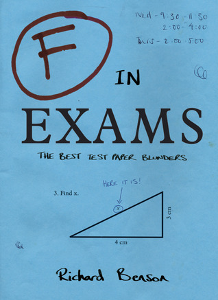 F in Exams: The Best Test Paper Blunders