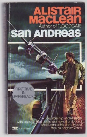 San Andreas  by  Alistair MacLean