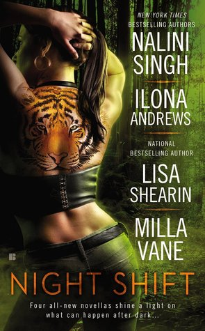 Book Review: Nalini Singh's Night Shift
