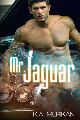 Book Review:  Mr. Jaguar by K.A. Merikan