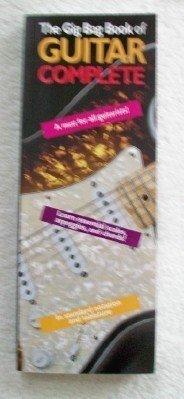 The Gig Bag Book Of Guitar Complete Mark Bridges