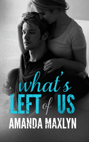 Release Event and Giveaway:  What's Left of Us by Amanda Maxlyn