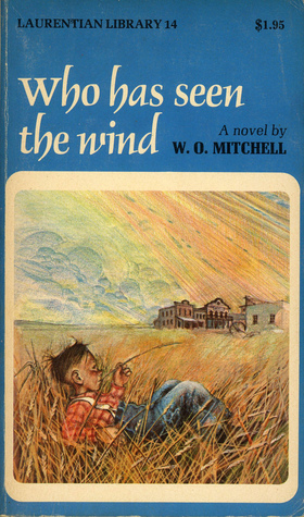 a summary of the book who has seen the wind by wo mitchell